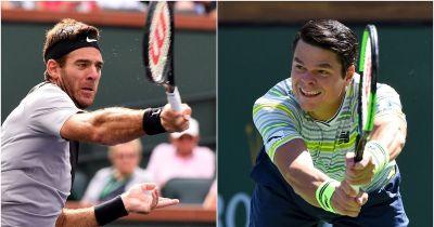 Raonic beats Sam Querrey: ATP Tour